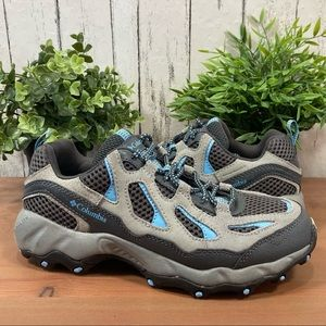 Columbia Contour Comfort Hiking Running Shoes